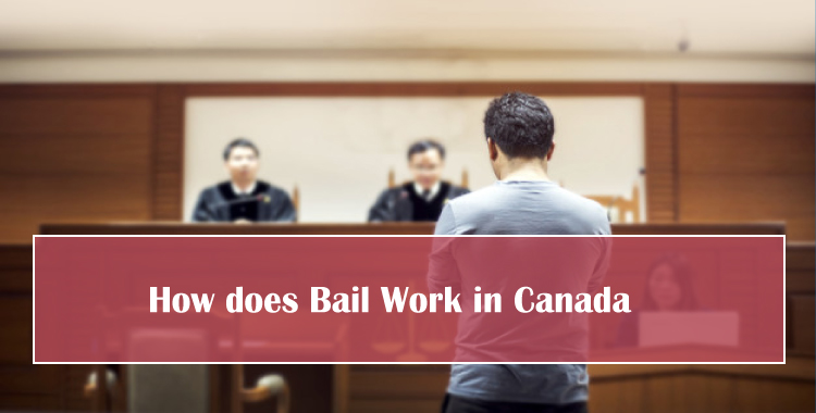 how does bail work in canada